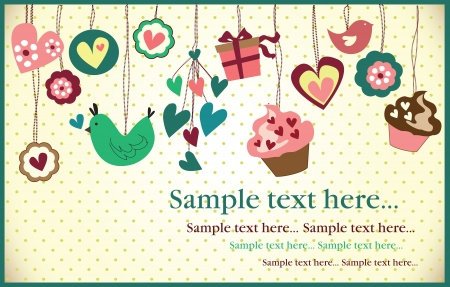 editable invitation: birthday party invitation card