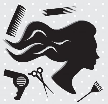 клипарт парикмахерская: