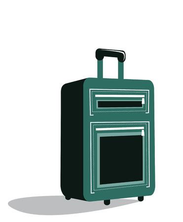 telescopic: Travel maleta
