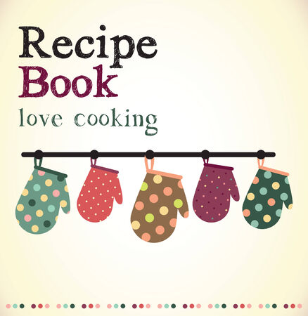 recipe book: recipe card