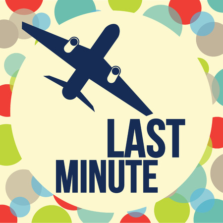 minute: Last minute card