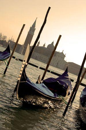 Gondola in Venice Stock Photo - 6051085
