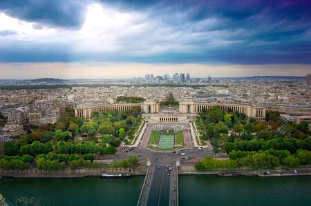 Trocadero, Paris photo