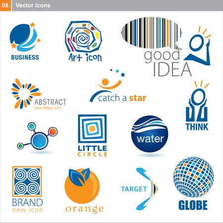 corporate social: Icone & acirc, % uFFFD % uFFFD diverso design  Vettoriali
