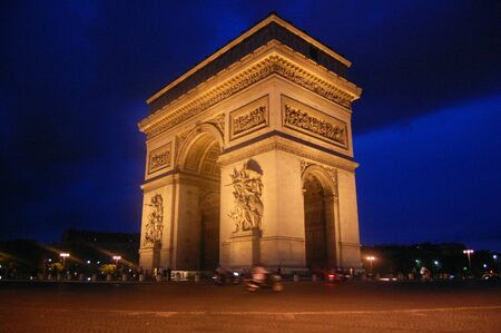 Arc de Triomphe, Paris photo