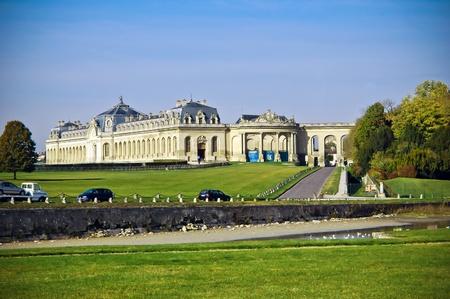Chantily chateau, France photo