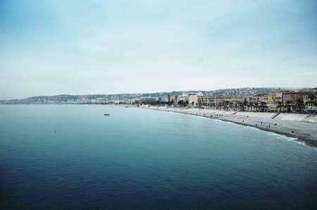 Nice riviera photo