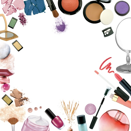 Make up products photo