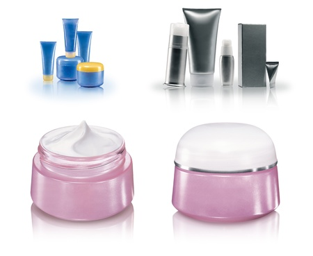 Cosmetics collections  photo