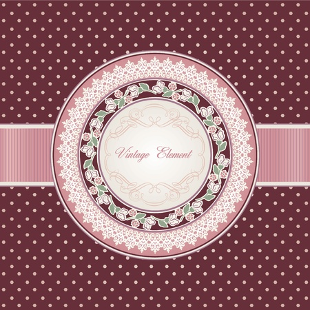 congratulation: Retro design template