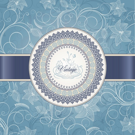 wedding card design: Wedding card template