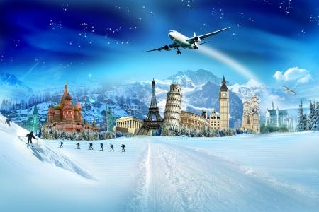 Podróże - sezon zimowy