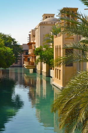 Dubai, UAE  Standard-Bild