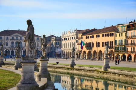 Padova, Italy Standard-Bild