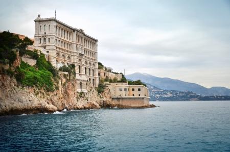 Oceanographic Museum, Monaco photo