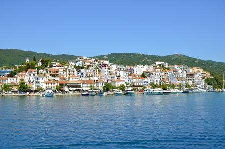 skiathos: Skiathos town, Greece