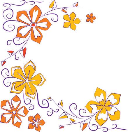 Flowers Stock Vector - 5406944