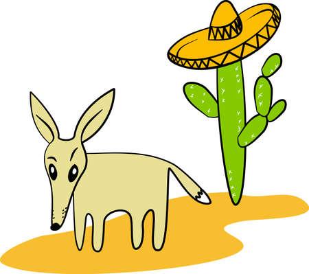 prairie dog: Mexico
