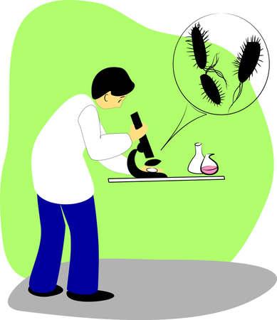 Labor Illustration
