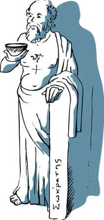toga: Socrates