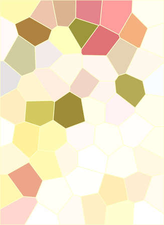 pastel shades: Abstract composition in pastel shades