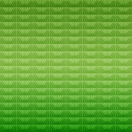 Abstract Green Background. Abstract geometric pattern. Vector illustration Illustration