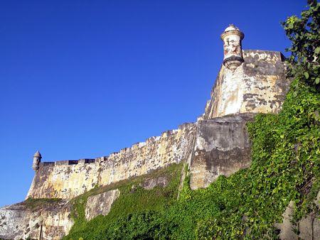 フォート エル モロ - 古いサンファン、プエルトリコ