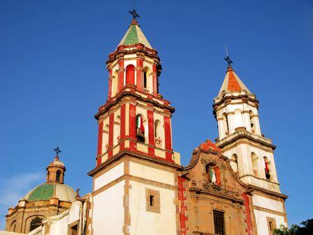 メキシコ ・ ケレタロ州の会衆の寺。聖体拝領 1680 年 5 月 12 日。
