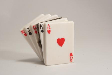 Ceramic cards Imagens