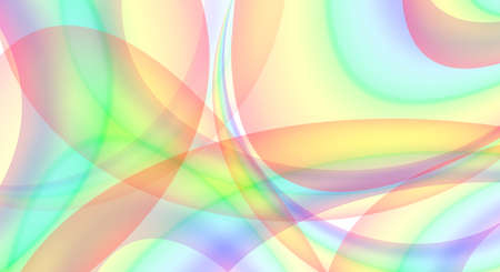 the beautiful abstract  background of multicoloured rainbow Stock Photo - 13205478