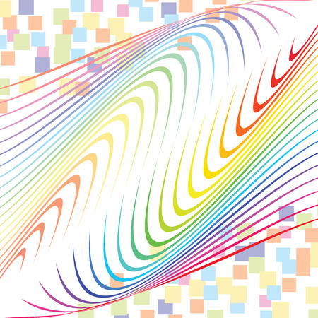 spectra: the beautiful abstract  background of multicoloured rainbow