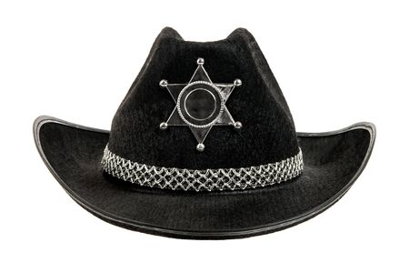 db6eae3d021 Sheriff Hat Stock Photos And Images - 123RF