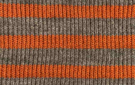 crocheted: woolen cloth, crocheted fabric texture background Stock Photo
