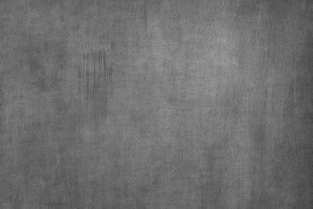 horizontal background (wall) of photo gray concrete slab