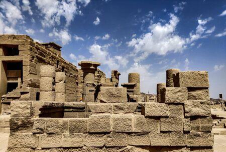 Temple of philae, Egypt.