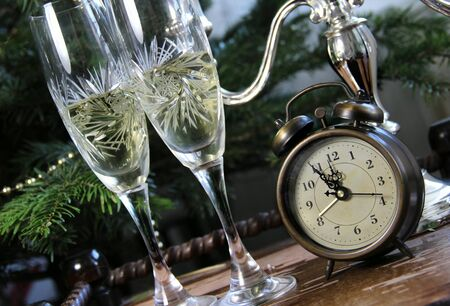 New Year celebration Stock Photo - 17096770