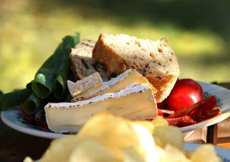 gronostaj: Letni dzień na piknik