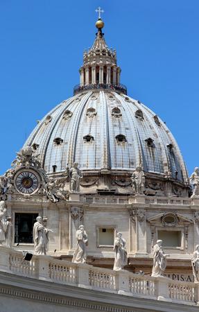 pietro: San Pietro castle in Vatican, Rome, Italy