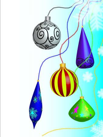 x mas: Christmas decorations