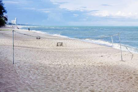 Sports on the beach  photo