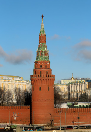 Water Tower of the Moscow Kremlin  photo