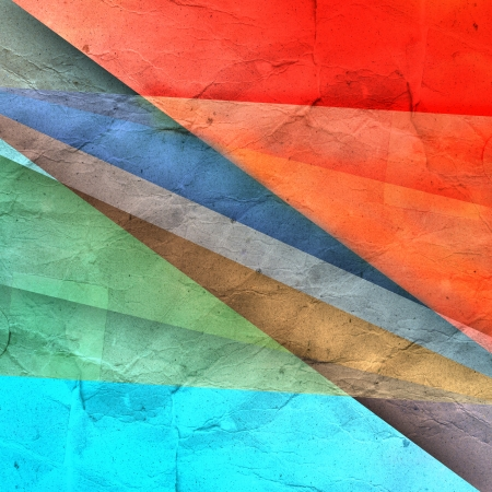 abstract bright background with crumpled paper photo