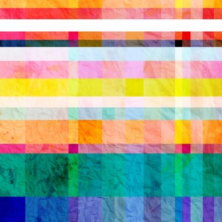abstracte kleurrijke achtergrond van geometrische elementen