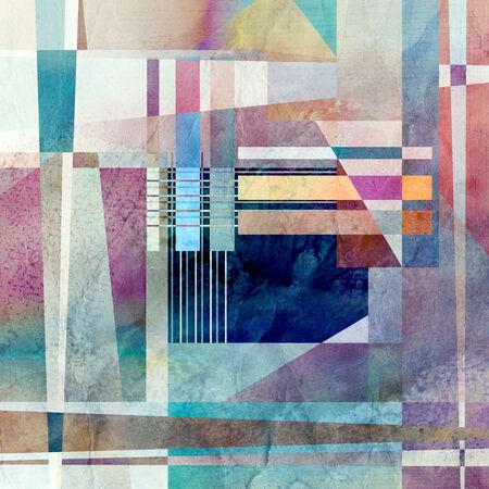 abstrakcje: jasne kolorowe Akwarele ilustracji z abstrakcji Zdjęcie Seryjne