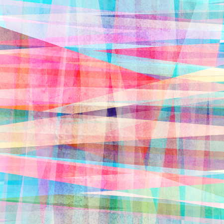 coatings: abstract colorful background of geometric elements   Stock Photo