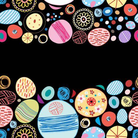 érdekes: zökkenőmentes absztrakt többszínű fényes érdekes minta