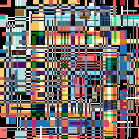 bright the colorful graphic a abstract pattern photo
