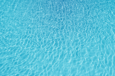Beautiful sea water is photographed close up
