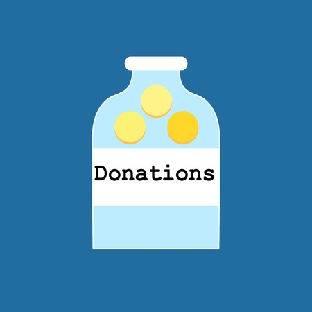 guarantor: Money in the Bank falling to the symbols on the donation