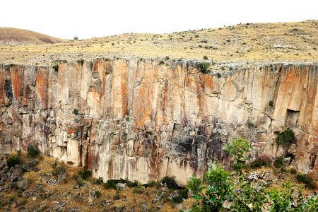 Photo of the wonderful beautiful valley of Ihlar in Cappadocia Turkey Imagens